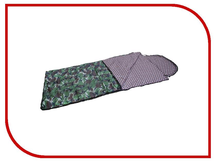 Cпальный мешок Huntsman Аляска -10C Camouflage 1718330