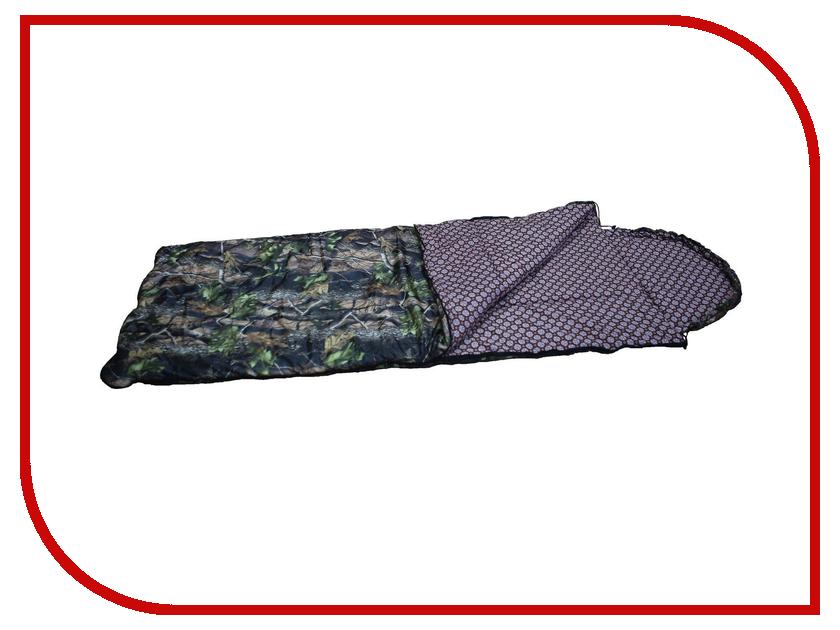Cпальный мешок Huntsman Аляска -5C Forest 1718329