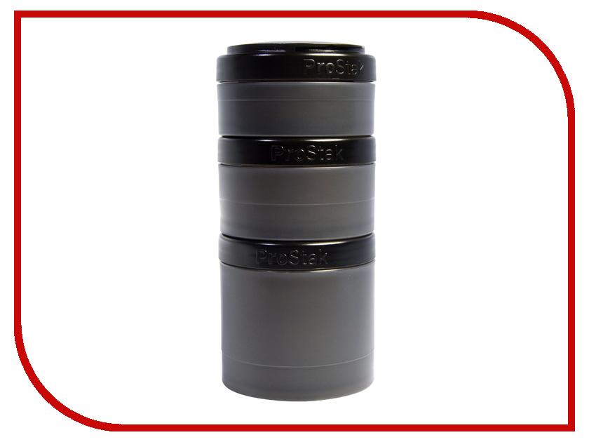 Набор контейнеров BlenderBottle ProStak Expansion Pak Full Color Pebble Grey BB-PREX-FPGR шейкер спортивный blenderbottle prostak full color с контейнером цвет голубой 650 мл