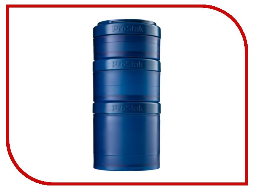 Набор контейнеров BlenderBottle ProStak Expansion Pak Full Color Navy BB-PREX-FNAV шейкер blenderbottle pro45 full color 1330ml grey crimson bb pr45 fcgp