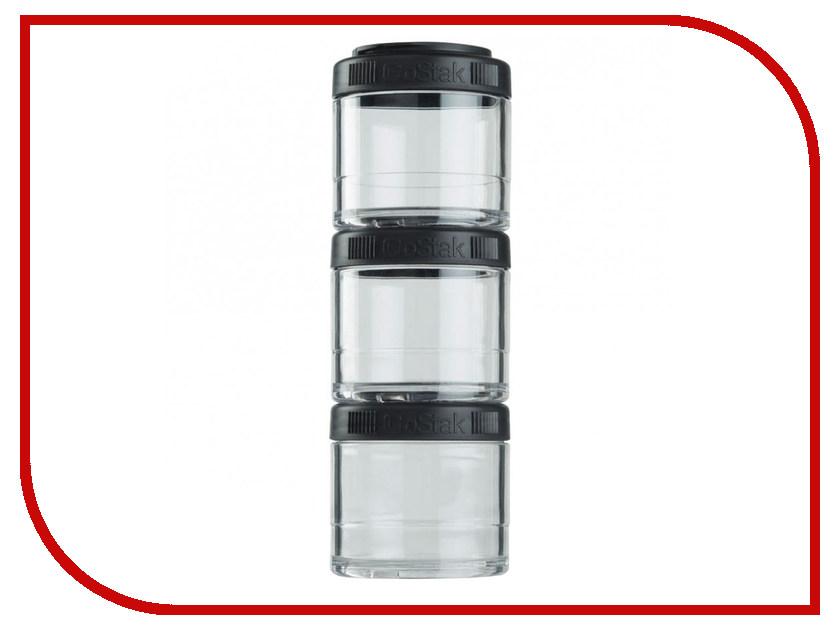 Кухонная принадлежность BlenderBottle GoStak 100ml Black BB-G100-BLCK