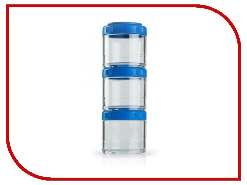 Кухонная принадлежность BlenderBottle GoStak 100ml Blue BB-G100-BLUE