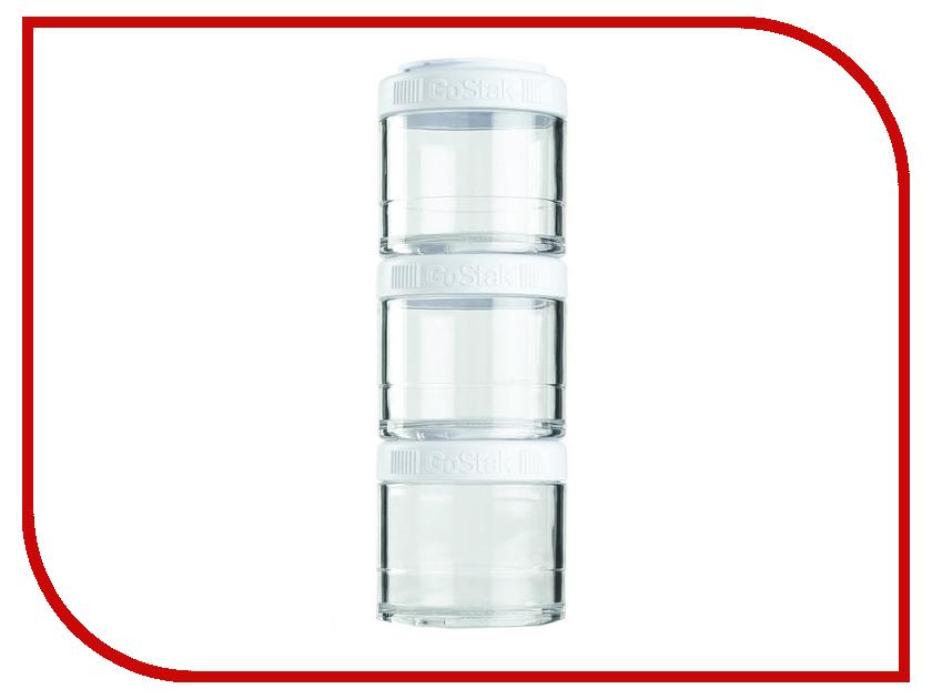 Набор контейнеров BlenderBottle GoStak 100ml White BB-G100-WHIT