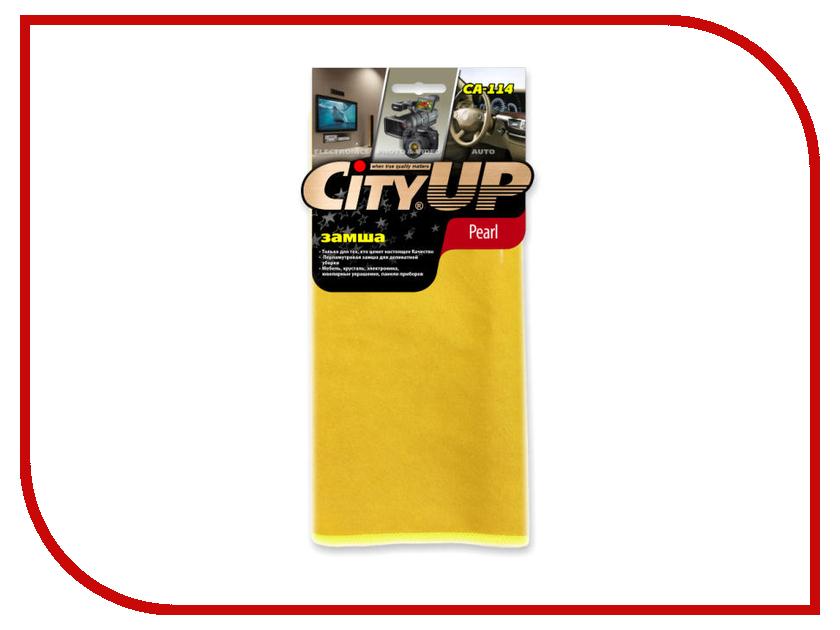 CityUp Салфетка из микрофибры CA-114 аксессуар cityup губка из микрофибры ca 147