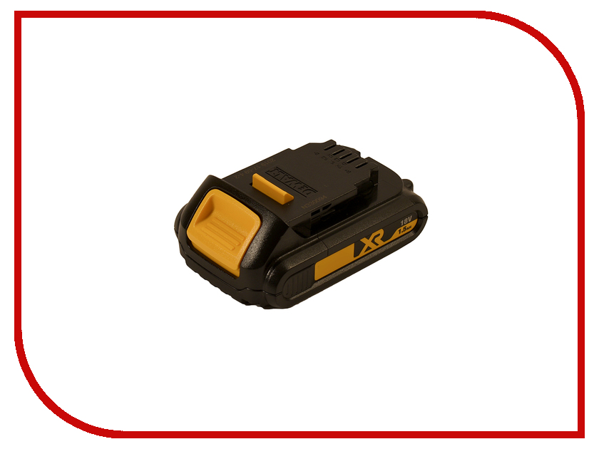 Аккумулятор DeWalt 18.0V 1.5Ah Li-Ion DCB181 джозеф конрад an outcast of the islands
