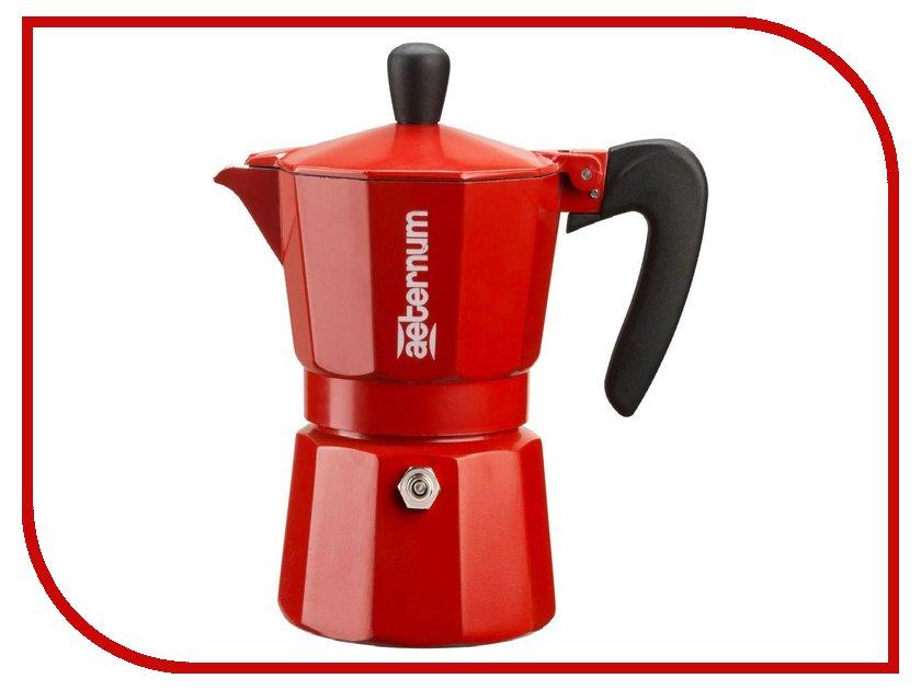 Кофеварка Bialetti Allegra Rossa Red на 6 порций 6017