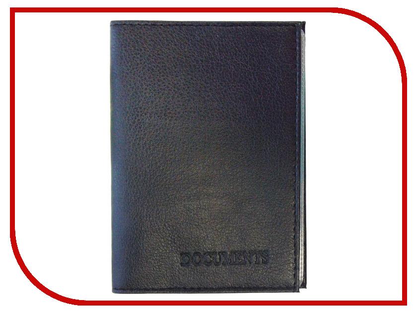 Аксессуар OfficeSpace кожа тип 1.2 Black KAv1691 / 176893