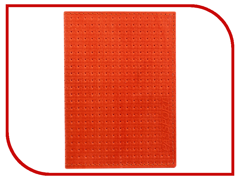 Аксессуар OfficeSpace кожа тип 3 Red KPs1640 / 176865