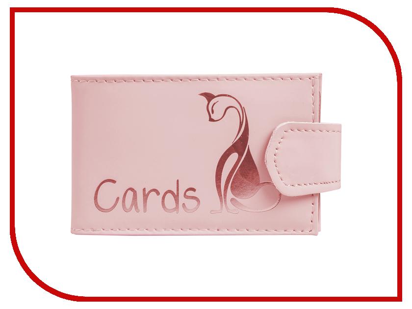 OfficeSpace кожа тип 2 Pink Кошка KDs13511