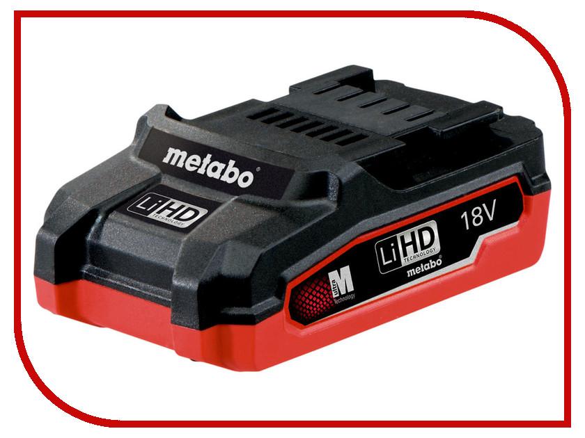 Аккумулятор Metabo 18V 3.1Ah 625343000