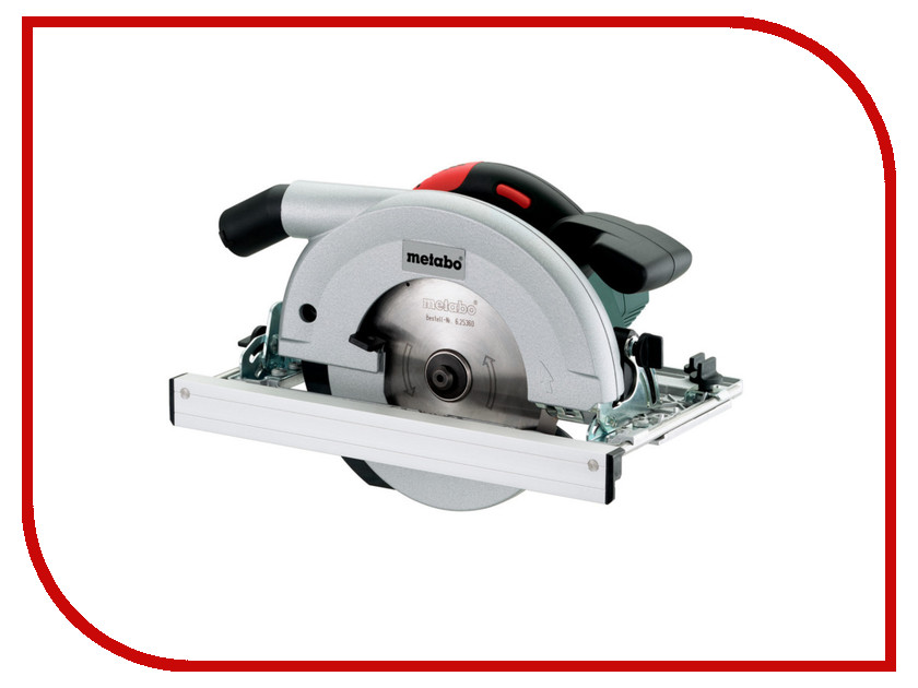 Пила Metabo KSE 68 Plus 600545000 metabo 68 plus