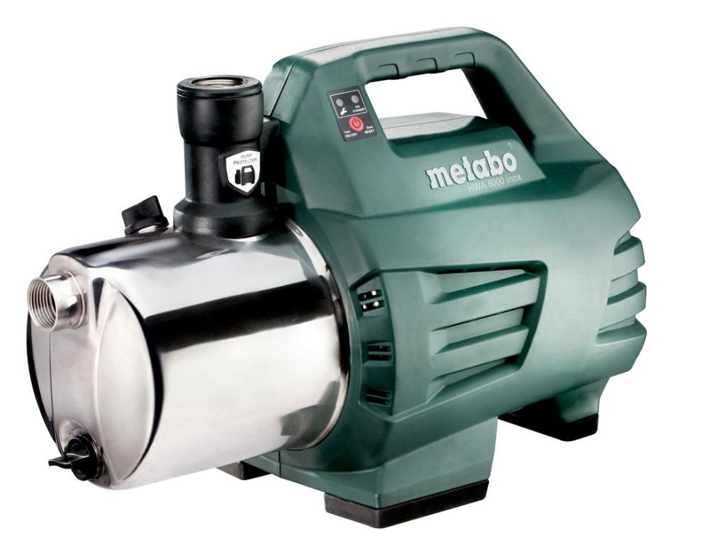 Насос Metabo HWA 6000 Inox 600980000