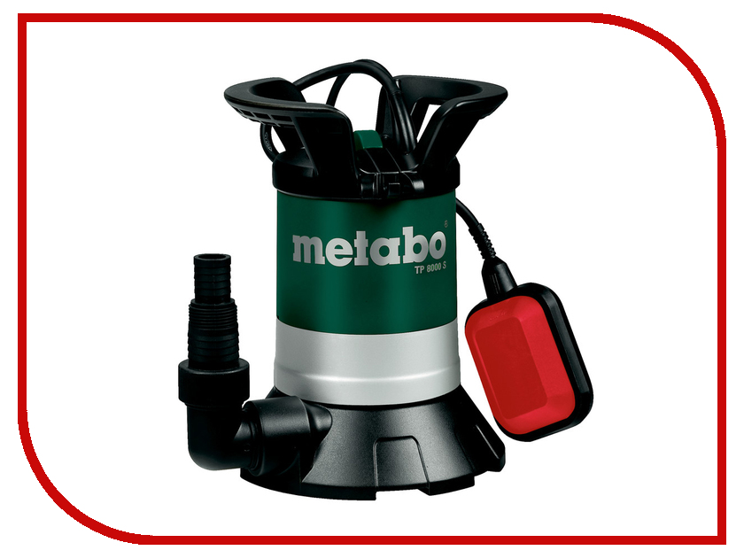 Насос Metabo TP 8000 S 250800000