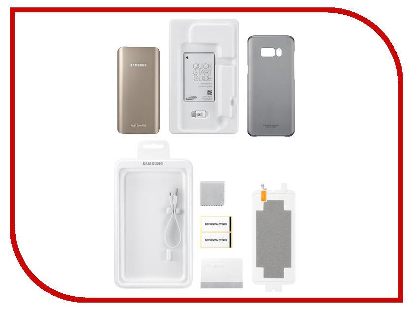 Аксессуар Samsung Starter Kit S8 G950 EB-WG95ABBRGRU g935f samsung