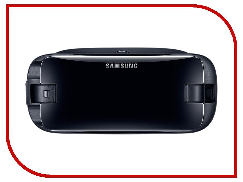 Видео-очки Samsung Gear VR SM-R324 Dark Blue SM-R324NZAASER samsung gear vr sm r322 black white