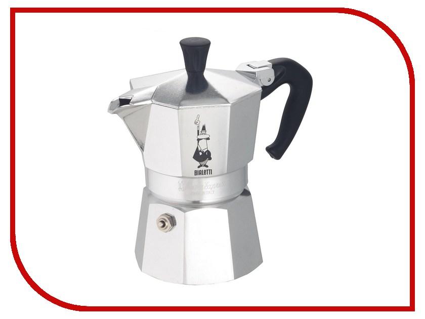 Кофеварка Bialetti Moka Express на 2 порции 1168 цена и фото
