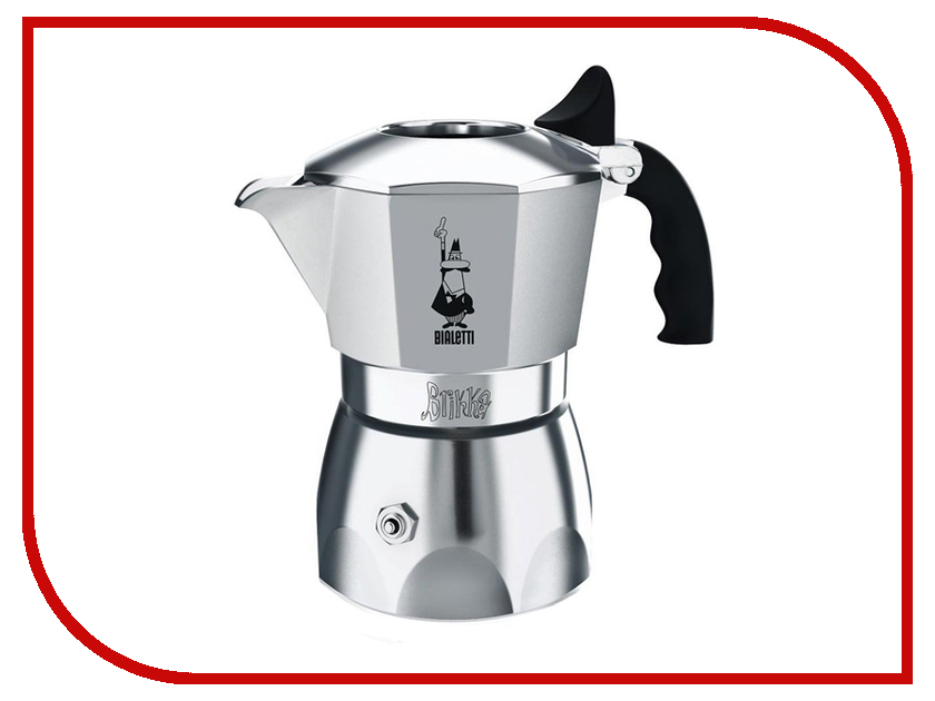 Кофеварка Bialetti Brikka Elite на 4 порции 6184