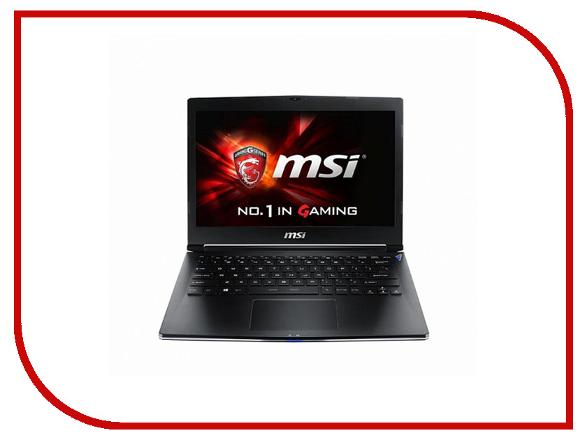 Ноутбук MSI GS32 7QE-013RU 9S7-13F212-013 (Intel Core i7-7500U 2.7GHz / 8192Mb / 256Gb SSD / No ODD / nVidia GeForce GTX 950M 2048Mb / Wi-Fi / Bluetooth / Cam / 13.3 / 1920x1080 / Windows 10 64-bit)