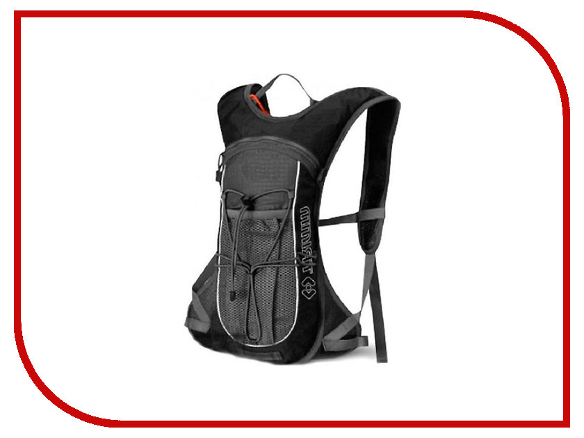 Велорюкзак Trimm Biker 6L Black