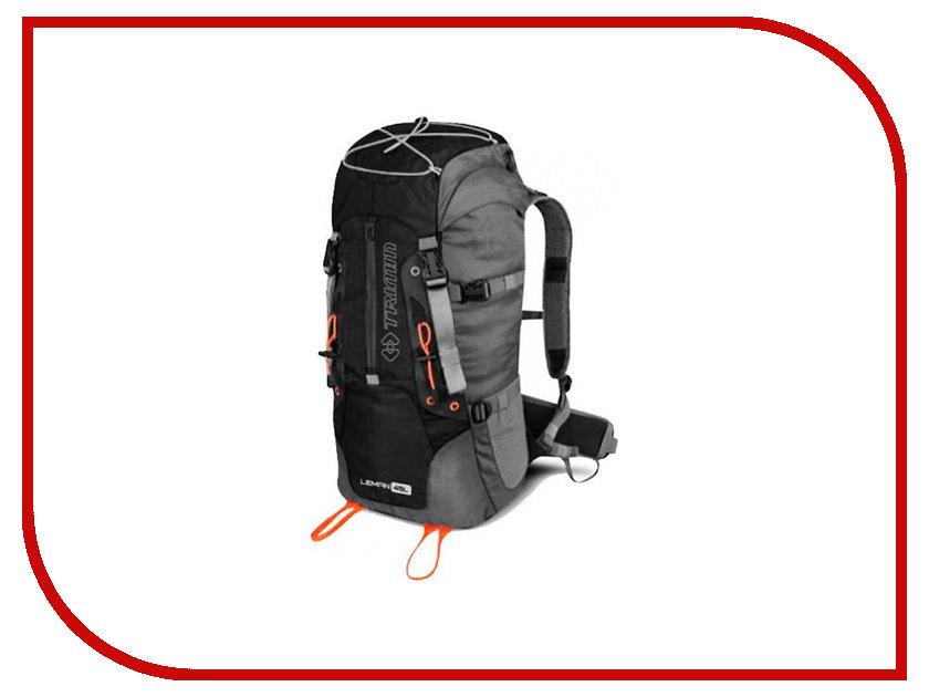 Рюкзак Trimm Leman 45L Black рюкзак trimm leman 45l black