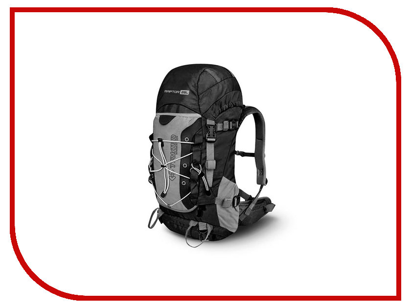 Рюкзак Trimm Raptor II 45L Black