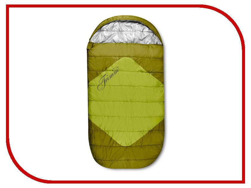 Cпальный мешок Trimm Divan 195 R Green R37336