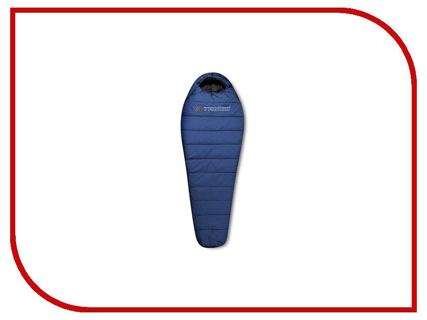 Cпальный мешок Trimm Traper 195 R Blue