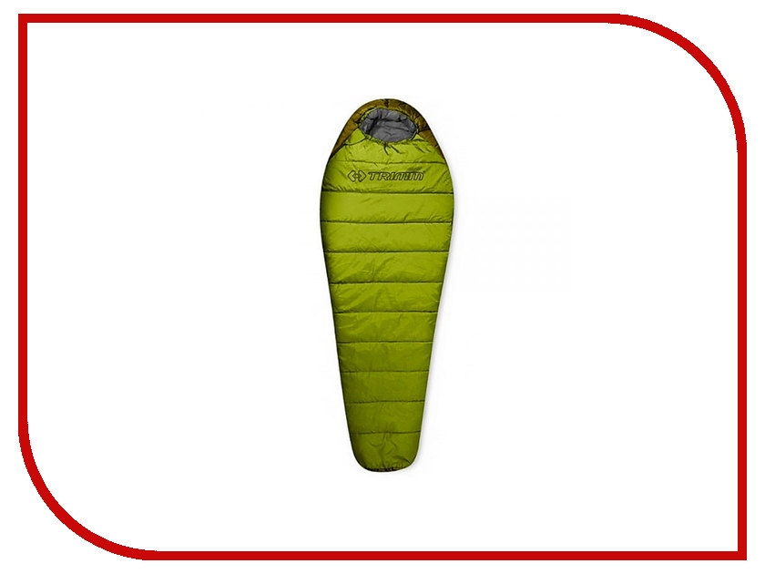 Cпальный мешок Trimm Walker 185 L Green рюкзак trimm leman 45l black
