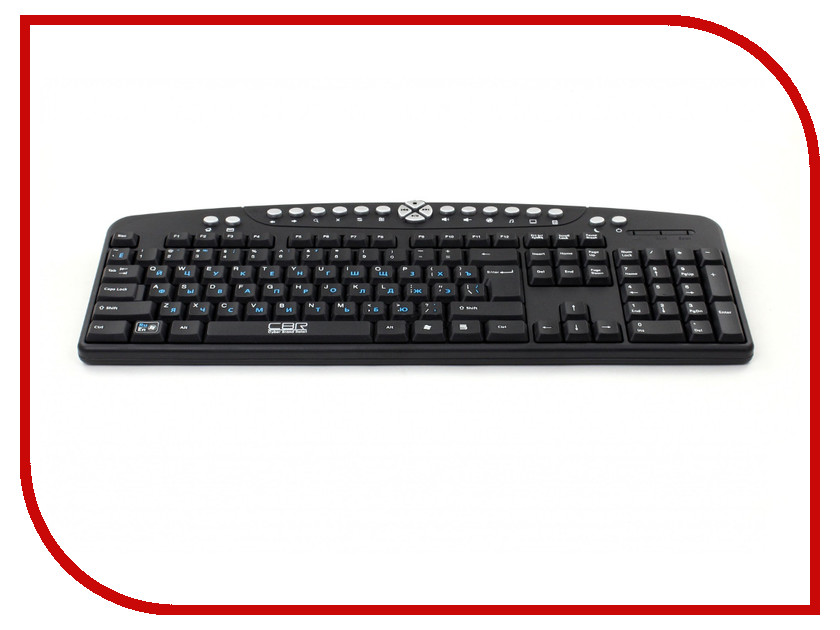 Клавиатура CBR KB-340GM