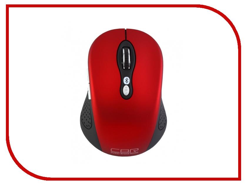 Мышь CBR CM-530 Bt Red мышь cbr cm 500 grey