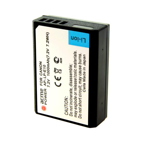 Аккумулятор AcmePower AP-LP-E10 для Canon