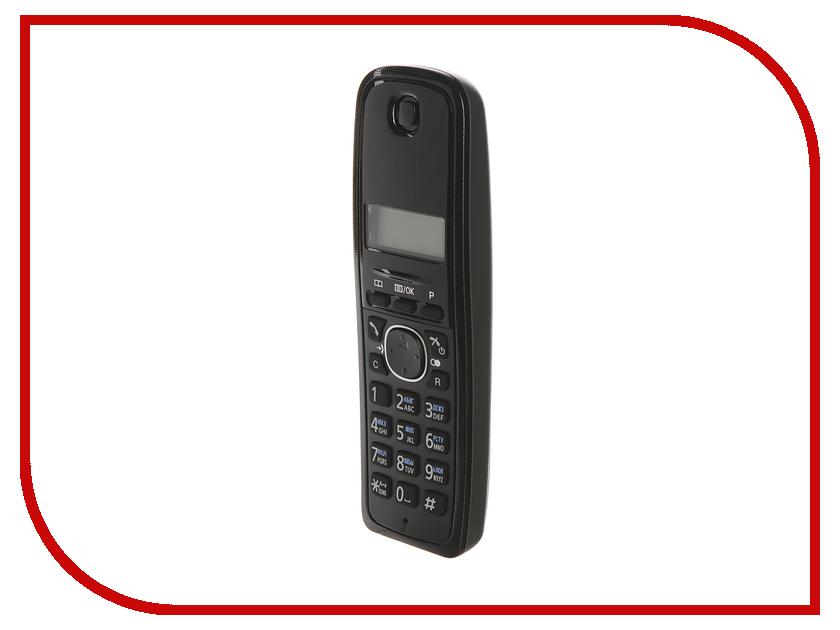 Радиотелефон Panasonic KX-TG1611 RUH Grey атс panasonic kx tem824ru аналоговая 6 внешних и 16 внутренних линий предельная ёмкость 8 внешних и 24 внутренних линий