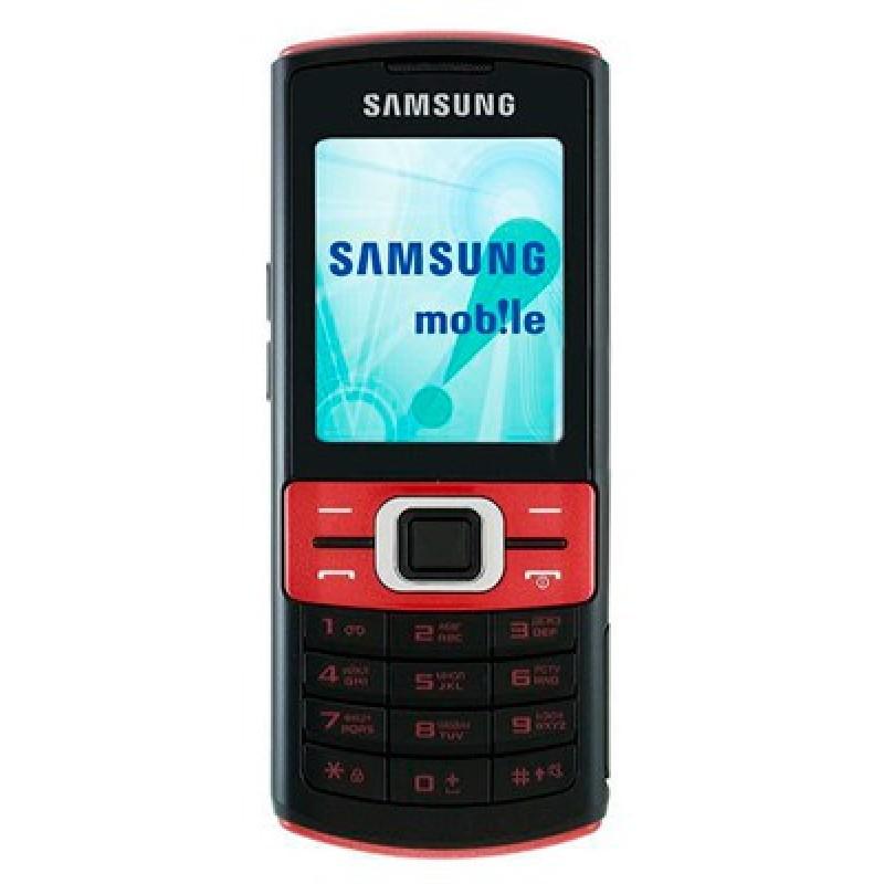 Сотовый телефон Samsung GT-C3011 Pink Red