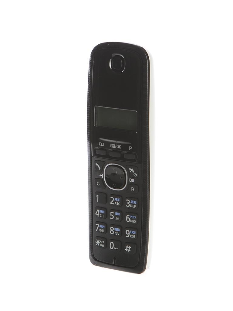 Радиотелефон Panasonic KX-TG1611 RUW White радиотелефон panasonic kx tg1611