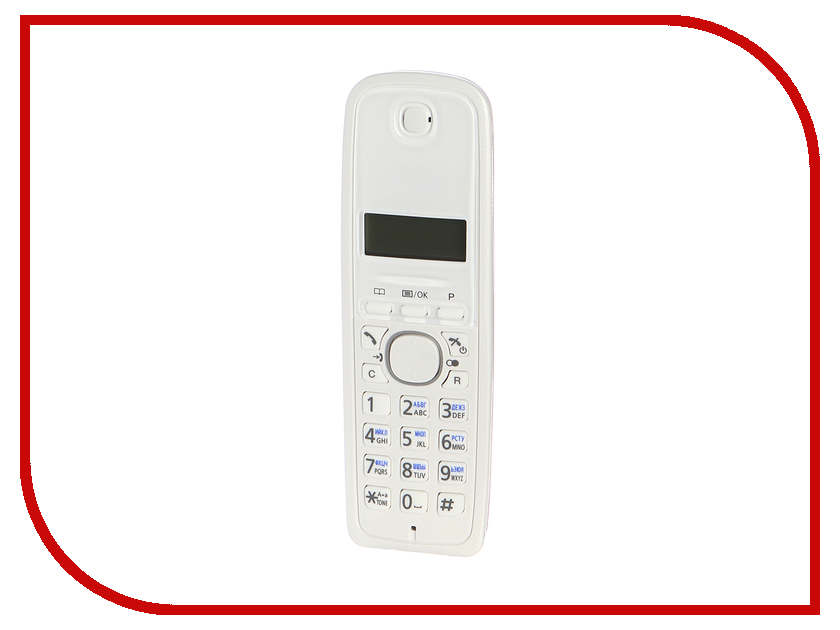 DECT телефоны KX-TG1611RUF  Радиотелефон Panasonic KX-TG1611 RUF Purple