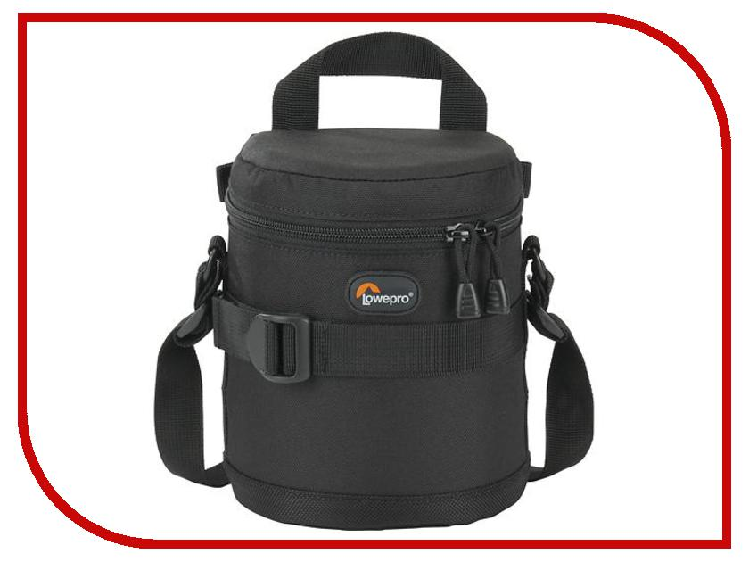 Аксессуар LowePro S&F Lens Case 11x14cm LP36305-0WW general xl lens bag case for common camera lens