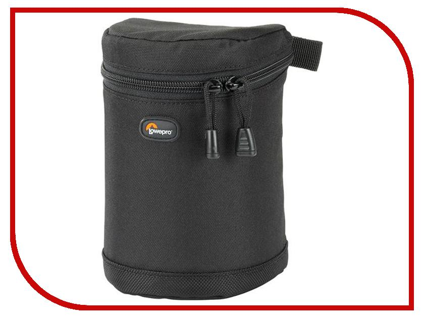 Аксессуар LowePro S&F Lens Case 9x13cm LP36303-0WW general xl lens bag case for common camera lens