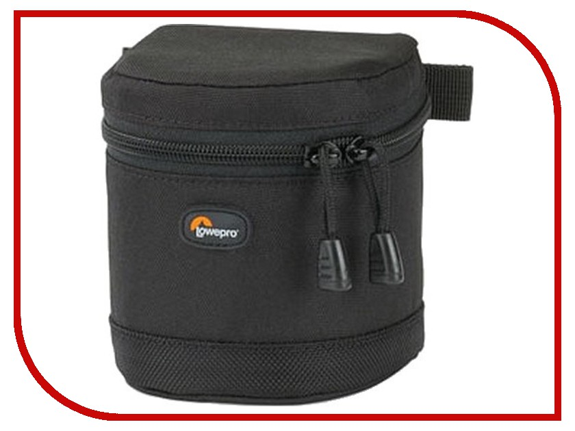 Аксессуар LowePro S&F Lens Case 9x9cm футляр lowepro s