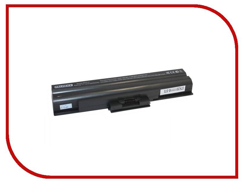 Аккумулятор Sony BPS13 Palmexx 5200 mAh Black PB-284