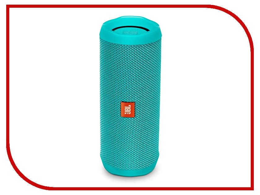 Колонка JBL Flip 4 Turquoise printio толстовка wearcraft premium унисекс