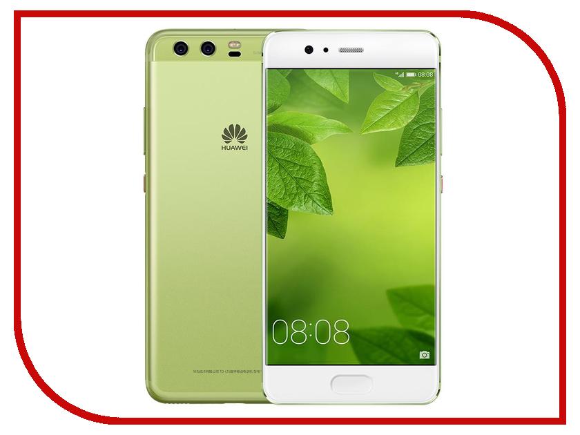Сотовый телефон Huawei P10 4Gb RAM 64Gb Green сотовый телефон huawei honor 8 4gb ram 32gb frd l09 blue