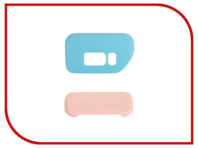 Аксессуар Чехол-накладка Samsung Galaxy S8 2Piece Cover Light Blue-Peach EF-MG950CLEGRU аксессуар чехол samsung galaxy s8 plus led view cover light blue ef ng955plegru