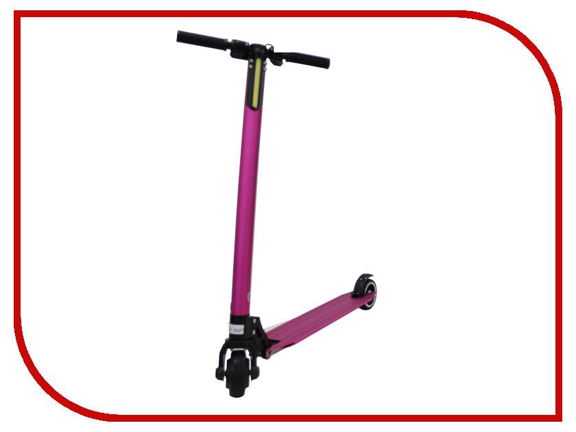 цены  Электросамокат SpeedRoll E-5 Pink