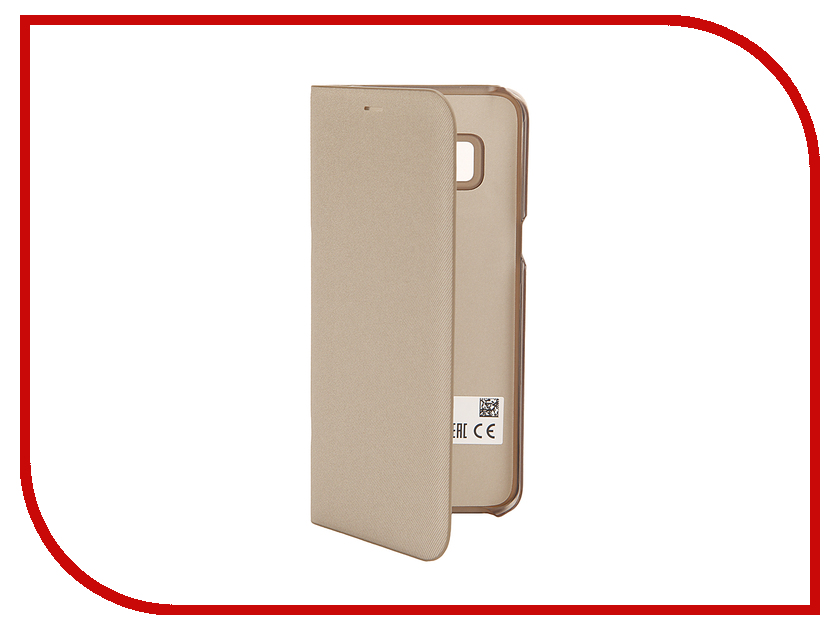 Аксессуар Чехол Samsung Galaxy S8 LED View Cover Gold EF-NG950PFEGRU чехол для сотового телефона samsung s view cover s7 edge gold ef cg935pfegru