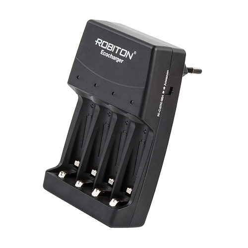 Зарядное устройство Robiton Ecocharger AK02 BL1