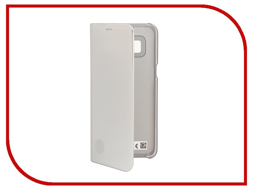 Аксессуар Чехол Samsung Galaxy S8 Clear View Standing Cover Silver EF-ZG950CSEGRU