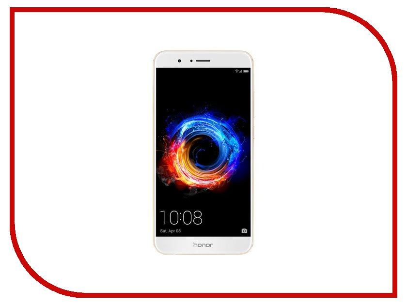 Сотовый телефон Huawei Honor 8 Pro Gold сотовый телефон huawei honor 8 pro gold