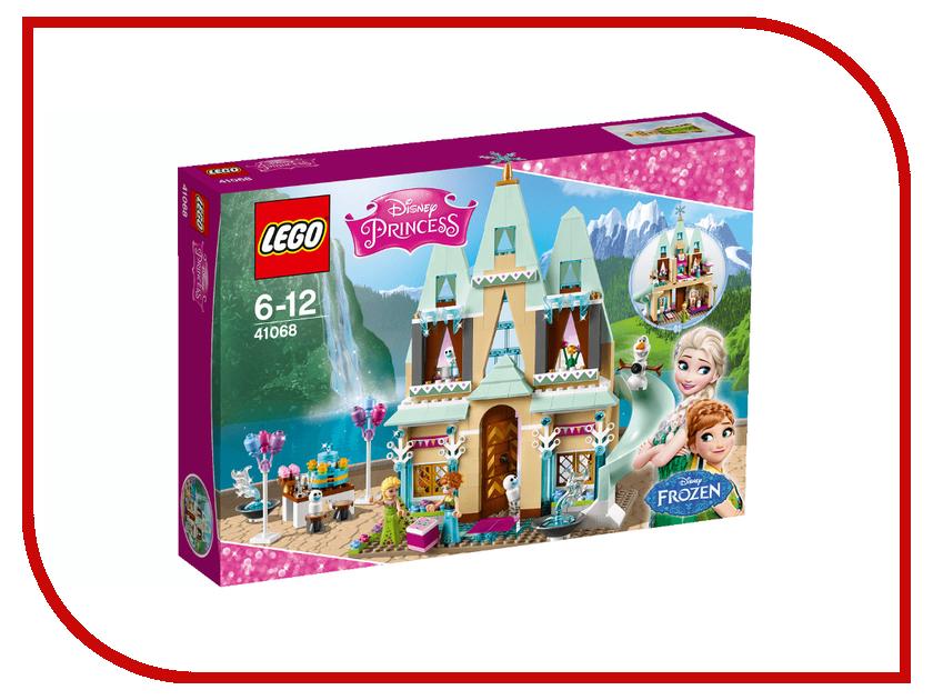 Конструктор Lego Disney Princess Праздник в замке Эренделл 41068 lego lego disney princesses 41068 лего принцессы дисней праздник в замке эренделл
