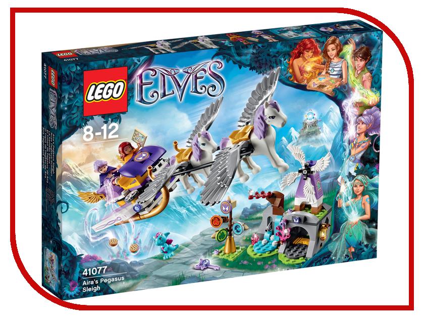 Конструктор Lego Elves Летающие сани Эйры 41077 lego 8 lego elves 41077 лего эльфы летающие сани эйры