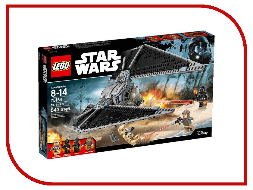 Конструктор Lego Star Wars СИД-истребитель 75154 lego star wars фигурка конструктор финн 75116